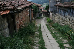 Old town in Kotel