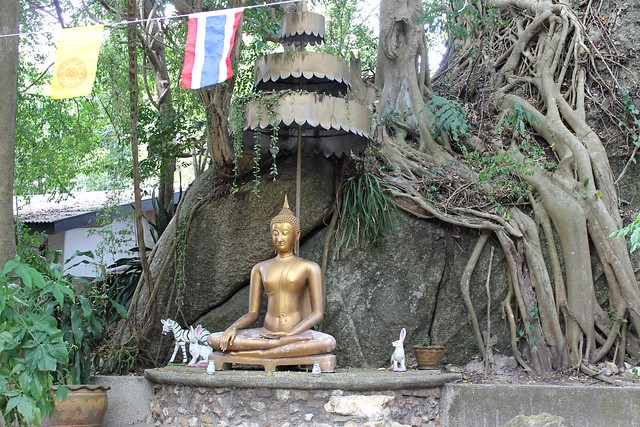 Buddhist Meditation Center on Koh Pha Ngan