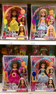 New Moxie Girlz: Dazzle Dance Dolls