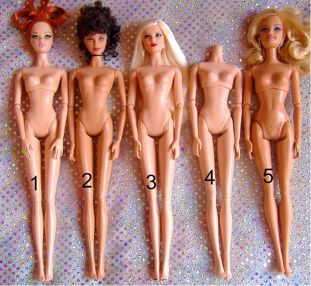 Mattel articulated body types, Fujifilm FinePix A350