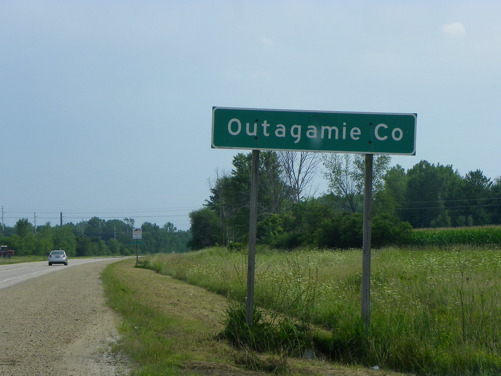 Outagamie County Line