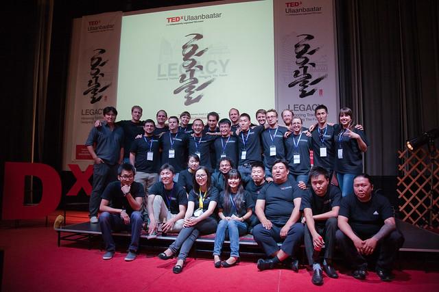 TEDxUlaanbaatar 2011