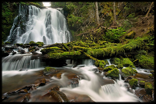 YOCUM FALLS OREGON
