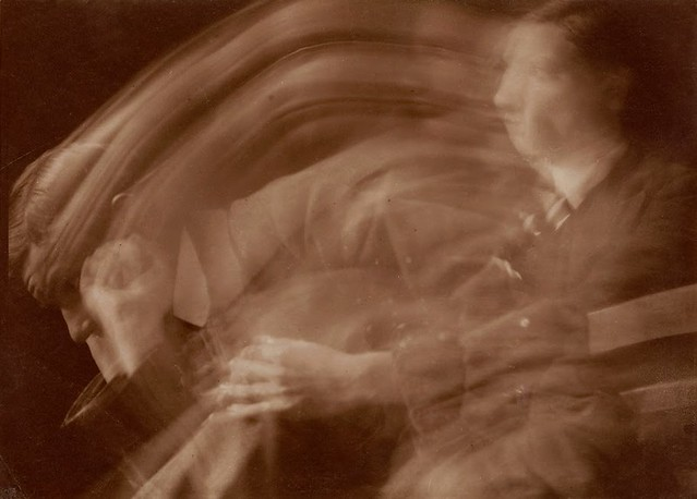 Anton Giulio Bragaglia, Change of Position, 1911, Gelatin silver print 12.8 x 17.9 cm (5 1/16 x 7 1/16 in.) The Metropolitan Museum of Art, Gilman Collection