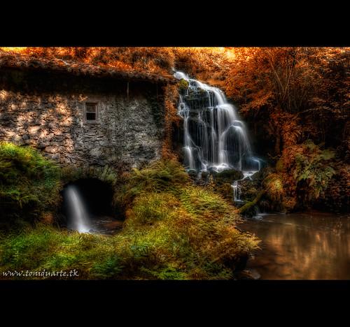 Molino de Obaya,Asturias