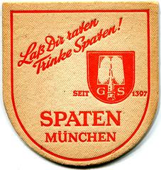 Munich - Spaten (1 - Reverse)