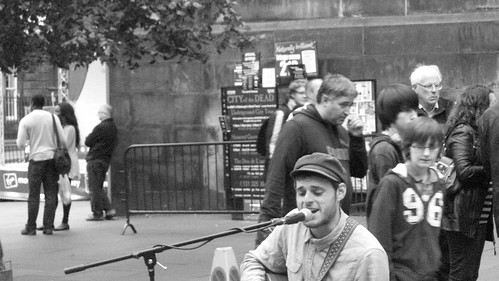 Edinburgh Festival 2011: B&W Mile Music