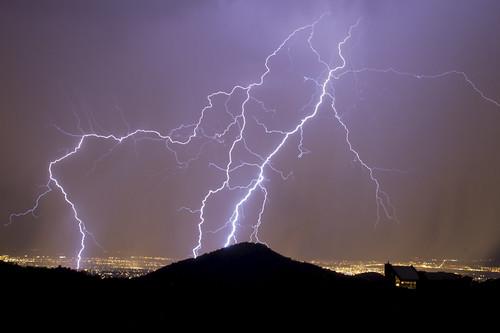 new storm southwest weather night clouds mexico yahoo sunsets albuquerque monsoon thunderstorm lightning sunrises storms thunderstorms nwmexico regionwide bluemesaphotography mitchelltillison