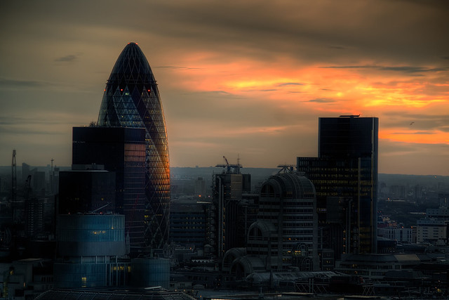 Gherkin - Sunrise
