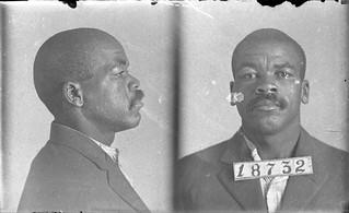 Davis, Henry. Inmate #18732 (MSA)