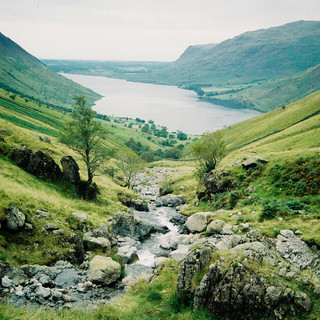 Climbing Scafell Pike| The view of Wast Water | Film