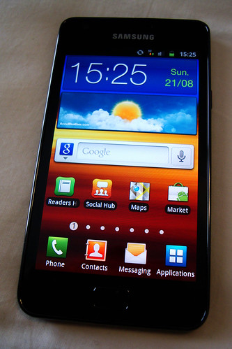 samsung galaxy 2 phone