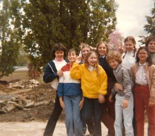 Class Field Trip (1982) Niagara Falls Ontario