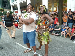Kwame and Earth