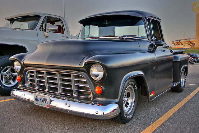55 chevy truck for sale autos post. Black Bedroom Furniture Sets. Home Design Ideas