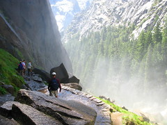 waterfall, adventure, walking, sports, recreation, outdoor recreation, mountain range, extreme sport,