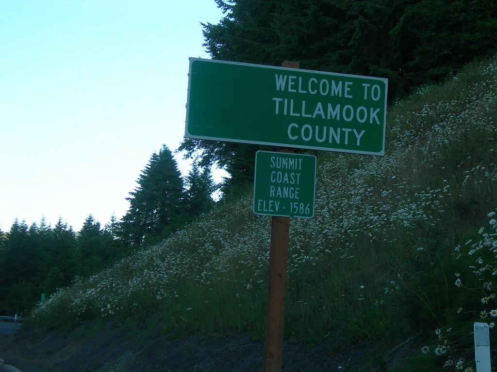 tillamook county Tillamook, ore – at least one person died sunday in a two-vehicle crash on highway 6 in tillamook county, emergency responders saidthe crash happened near milepost 24 on highway 6, which is located near lee's camp storefour others were taken to area hos.