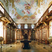 Library at Melk Abbey by shuttermaki