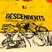 Polera Descendents by Sarri Sarri   distro & records