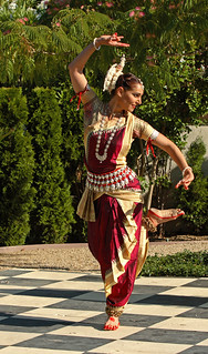Traditional Indian Dance 9th Shot