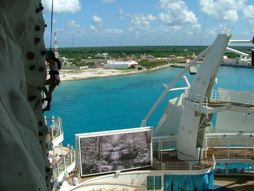 View from Stateroom 10729