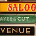 Saloon, Player's Cut, Avenue