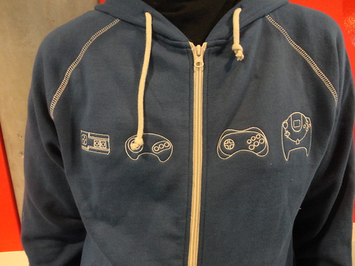 Women clothing stores  Dreamcast hoodie