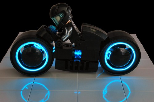 Lightcycle:  TRON Legacy