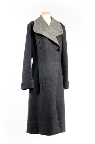 Wool winter coat