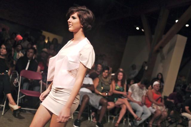 TASS Fashion Show 2011 | Yaletown Roundhouse edit