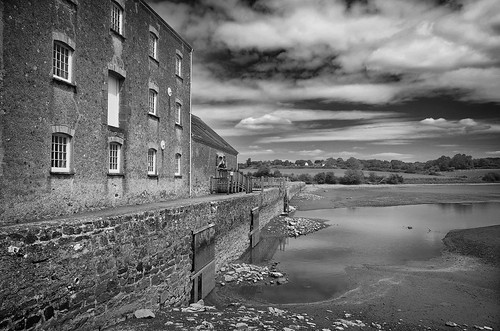 Carew Mill