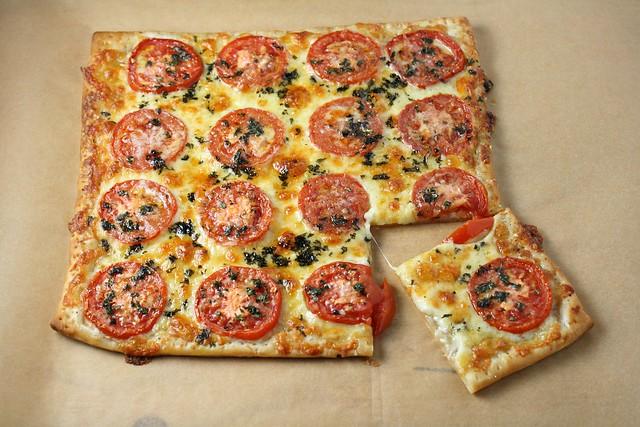 Three Cheese Tomato Tart | Flickr - Photo Sharing!