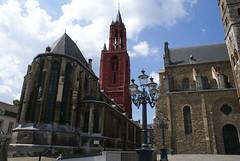 Sint Janskerk en de Sint Servaasbasiliek