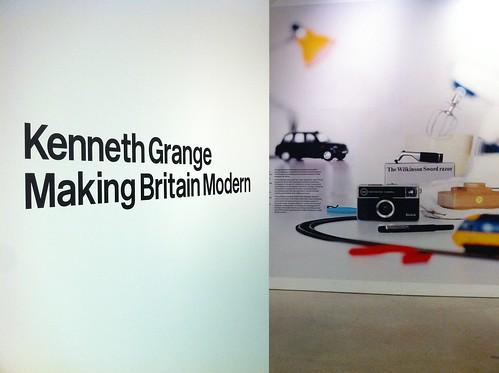 Kenneth Grange Making Britain Modern
