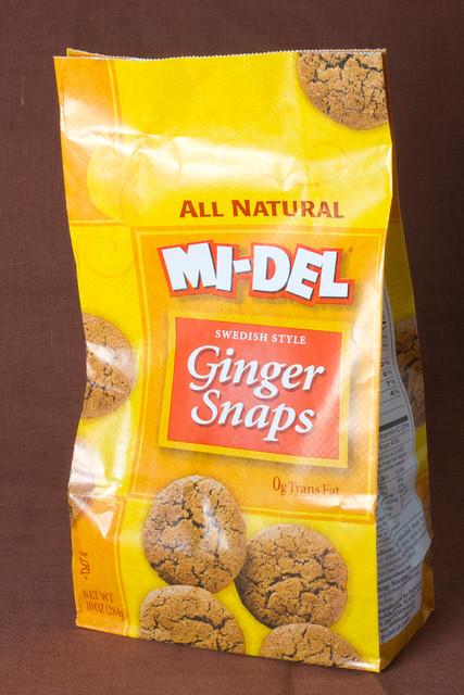 Mi-Del Gingersnaps