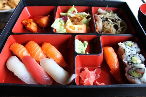 Lipgloss & Black: sushi