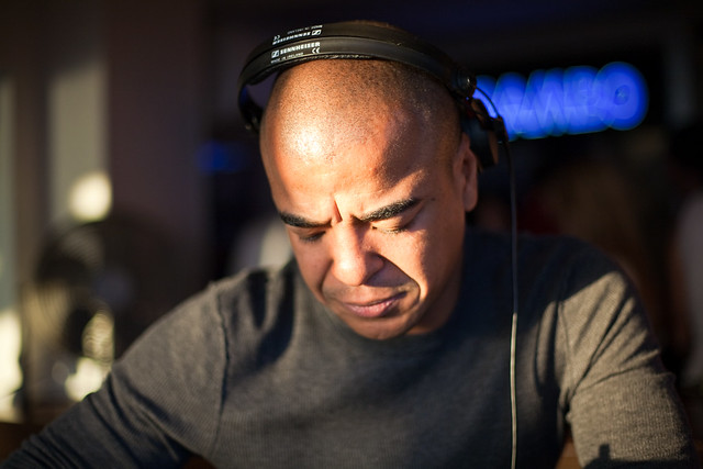 Erick Morillo at Cafe Mambo