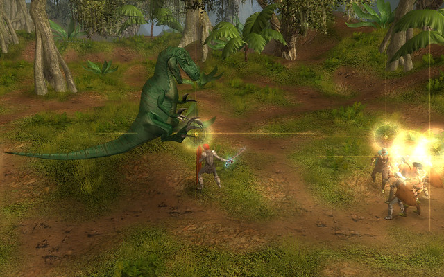 megaraptor 2