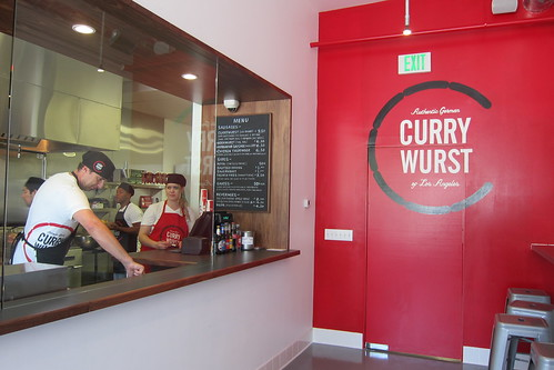 Currywurst: Interior