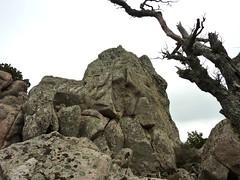 Punta di a Cuperchjata : arrivée au sommet