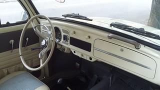 1961 VW Beetle (Fusca)