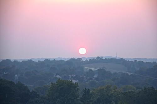 sunset sky sun wisconsin canon smoke waukesha tonight wi hdr allrightsreserved photomatix tonemapped 550d t2i sheldn 9132011 copyrightdanielsheldon allrightsreserveddanielsheldon sheldnart