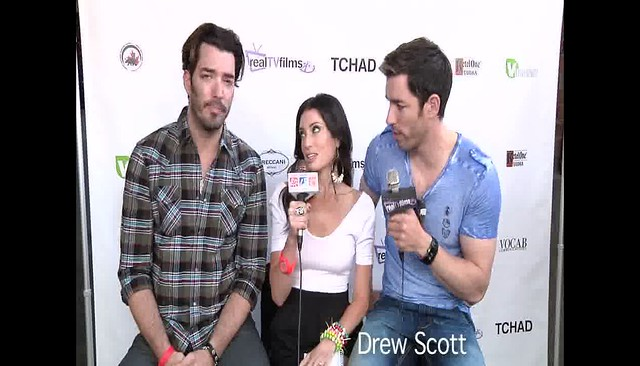 Drew Scott, Jonathan Scott, HGTV Property Brothers, TIFF11 | Flickr ...