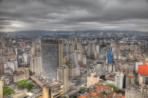 Sao Paulo skyline Conflicting Ideals