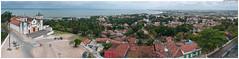 Vista Panorâmica de Olinda, a partir da Caixa D'Água do Alto da Sé