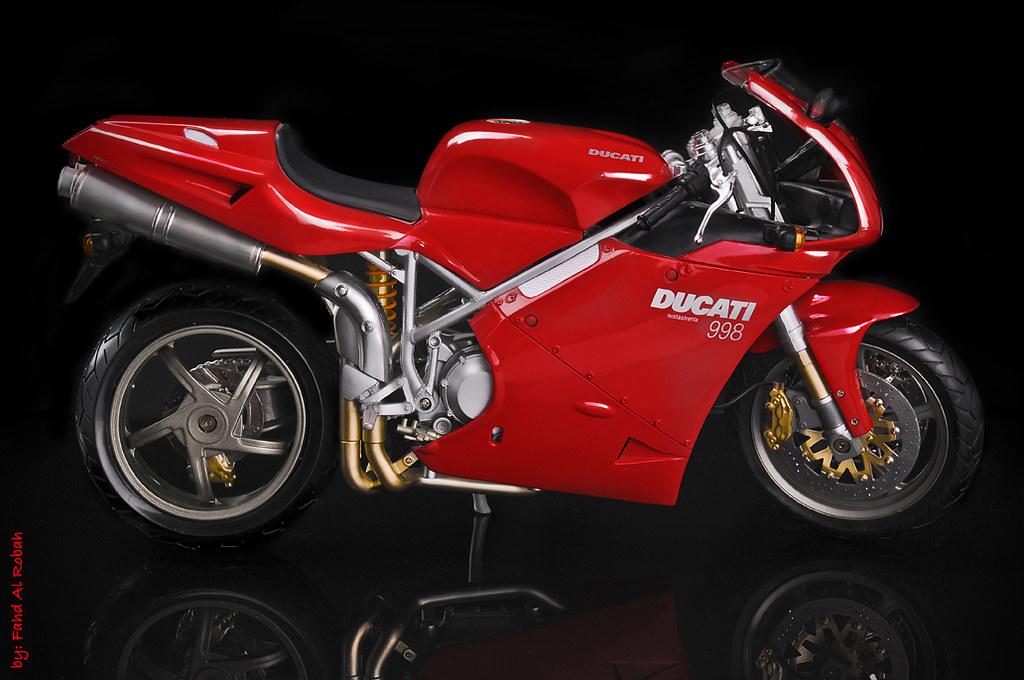 Ducati Superbike Compression Rate