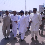 Pir Farooq Shah Sahib Going to meet Nawaz Shareef in Sargodha
