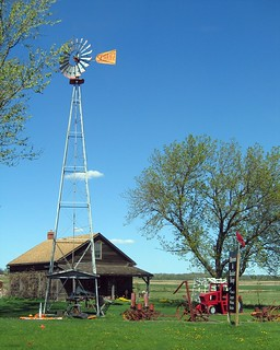 Amana Windmill