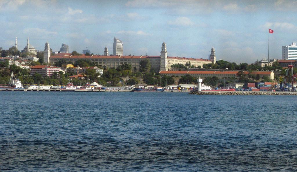 Selimiye Barracks On Asian Side