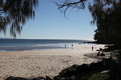 One of Noosa's many beaches